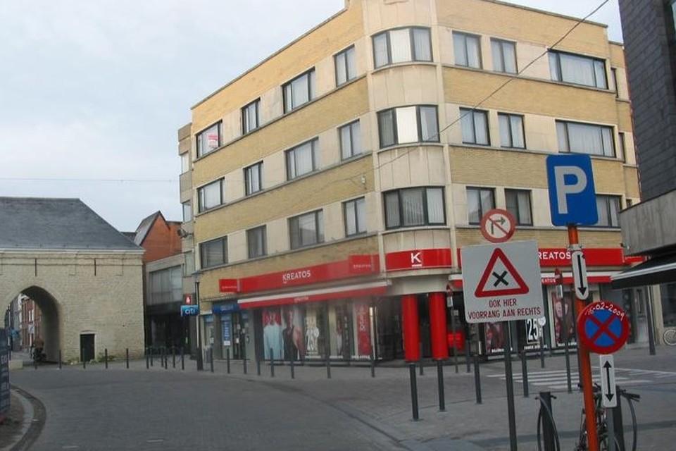 Het kernwinkelgebied van Herentals, met onder andere de Zandstraat, wordt woonerf.