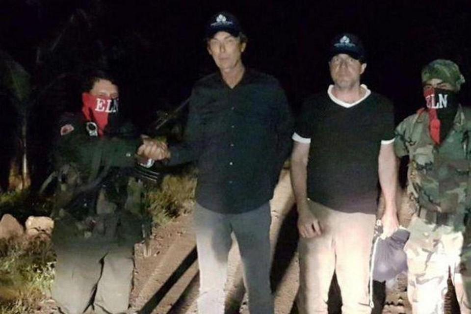 In 2017 ontvoerden rebellen van ELN de Nederlandse journalist Derk Bolt en zijn cameraman.