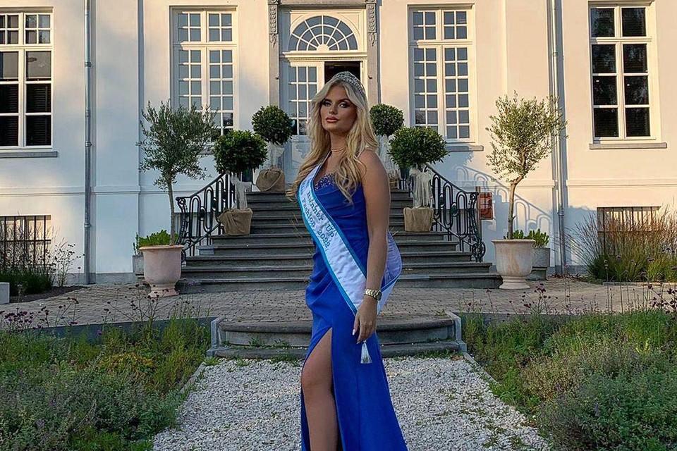 Janice Racaj houdt goede herinneringen over aan het eerste Miss-wedstrijd.