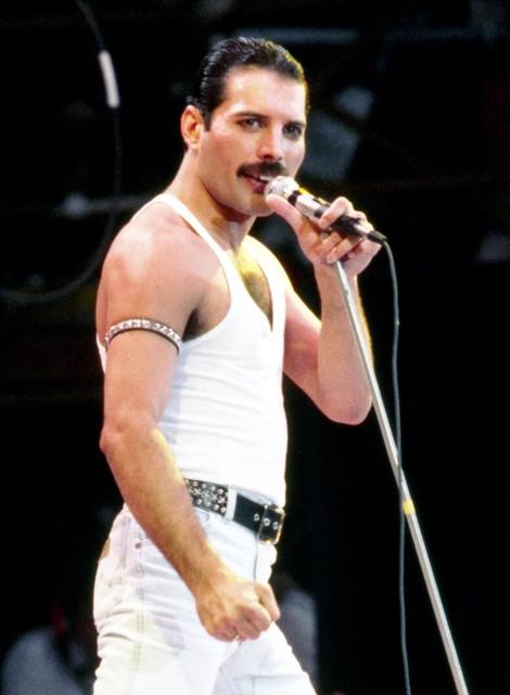 Freddie Mercury van de mythische rockband Queen komt zaterdag weer tot leven in Arendonk