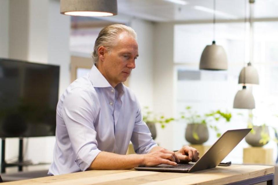 Marc Schijvaerts, CEO van PeopleWare.