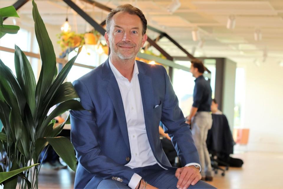 """Peter s'Jongers, CEO van Protime: """"Op onze nieuwe stek in Mechelen is er genoeg ruimte om ook in de komende jaren sterk te groeien."""""""