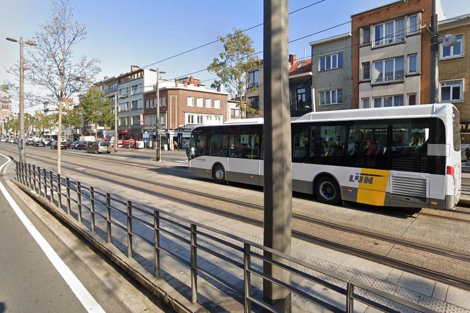 Het ongeval gebeurde woensdagmorgen op de Bredabaan.
