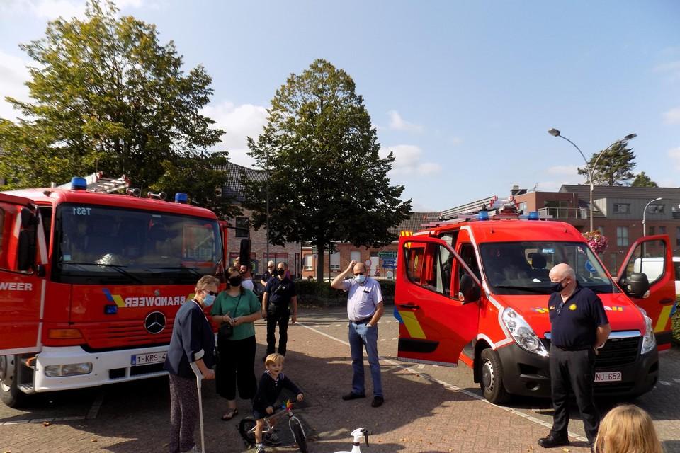 Net als vorig jaar organiseert de brandweer in Lille eind september een roadshow door de hele gemeente.