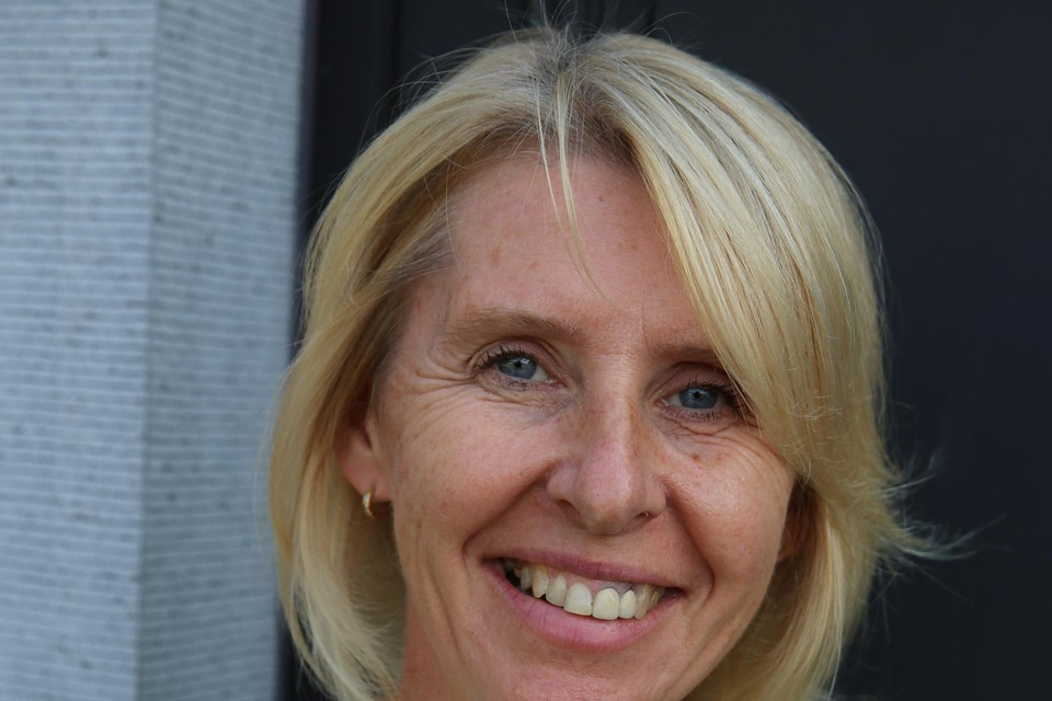 Dokter Sabine Dobbelaere.