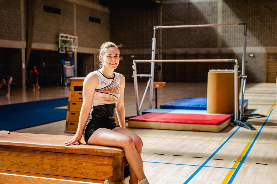 Celine Ramakers is volop aan het trainen voor de volgende editie van de Special Olympics in Berlijn in 2023.