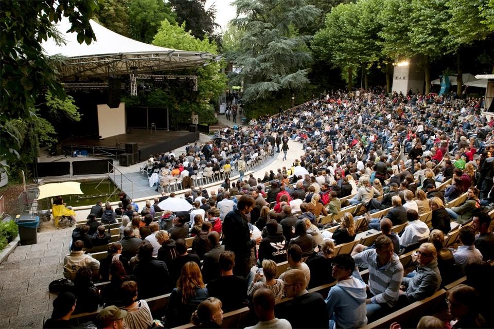 Een bomvolle arena zal het niét worden, maar het Openluchttheater zal toch een mooie zomerprogrammatie krijgen.