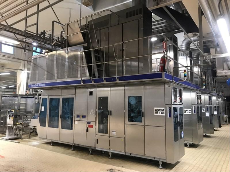 Eén van de machines waarop tot 7 oktober geboden kan worden