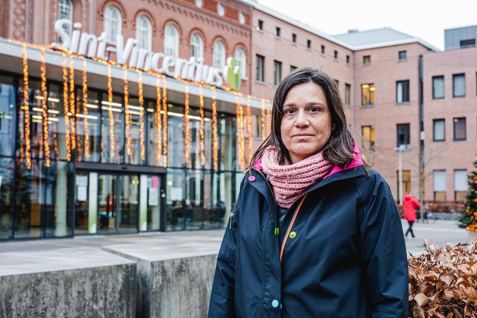 """Inge Van Gerwen: """"Als ik geen afscheid had kunnen nemen, had mijn verwerkingsproces er helemaal anders uitgezien."""""""