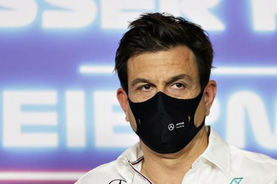 Mercedes-motorsportbaas Toto Wolff