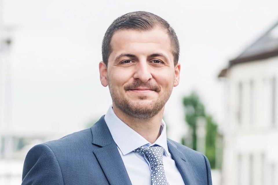 Gemeenteraadslid Serkan Bozygit (Vooruit).