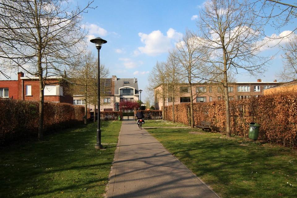 De Rosekapellewijk met de Corneel Smitslei wacht nog even met zijn wijkfeest.
