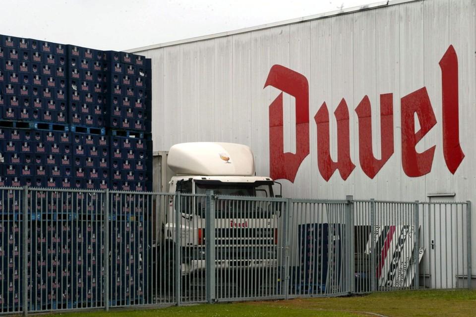 Vijf werknemers krijgen hun ontslag bij Brouwerij Moortgat.
