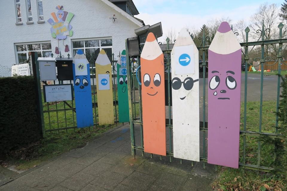Het kleuterschooltje Hertebos is met sluiting bedreigd.