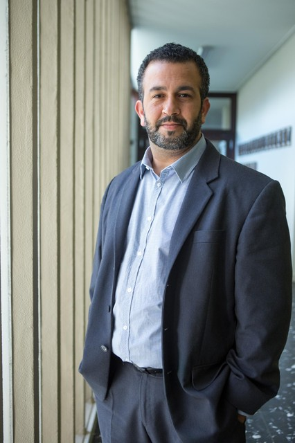 """Hamid Riffi, adjunct directeur van het Mechelse Scheppersinstituut: """"Ik denk dat de meeste scholen in onze regio een aantal vacatures hebben die ze dringend moeten invullen."""""""