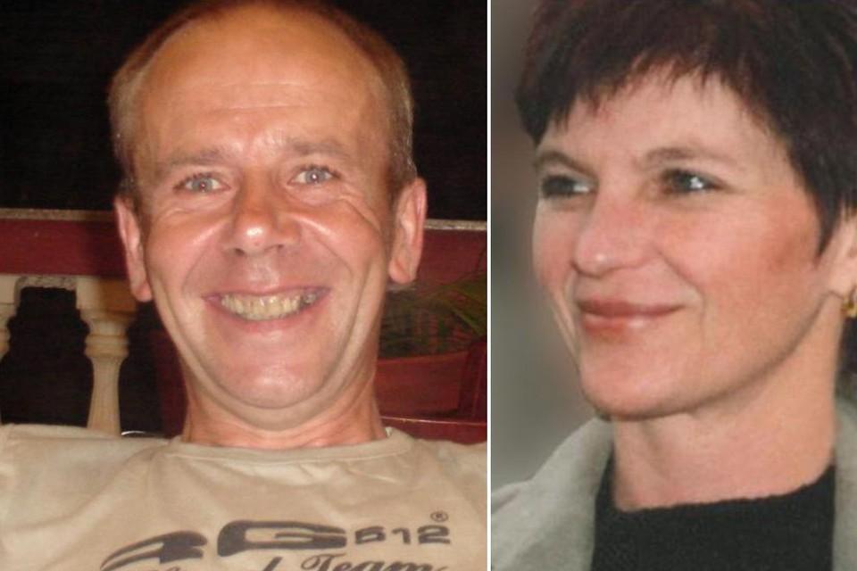 Luc Van Eynde en Carine Vangeel.