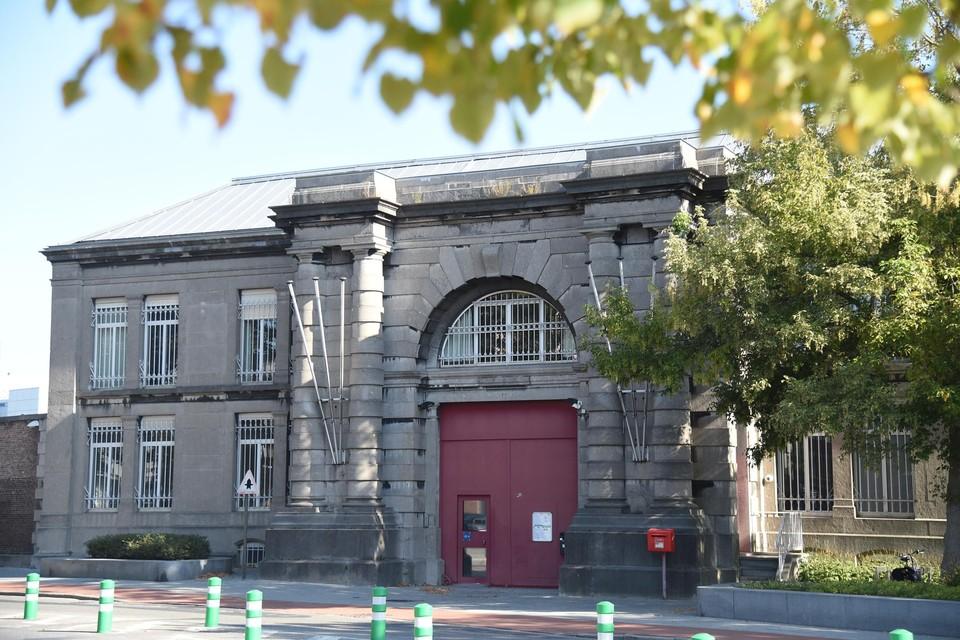 De Mechelse gevangenis, waar de beklaagde werd betrapt.