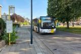 thumbnail: Ongeveer 60 procent van de bussen zal rijden.