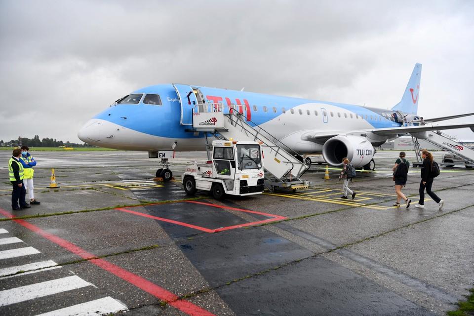 Als het aan TUI fly ligt, vliegt de luchtvaartmaatschappij in april van Deurne naar vijf Spaanse bestemmingen.