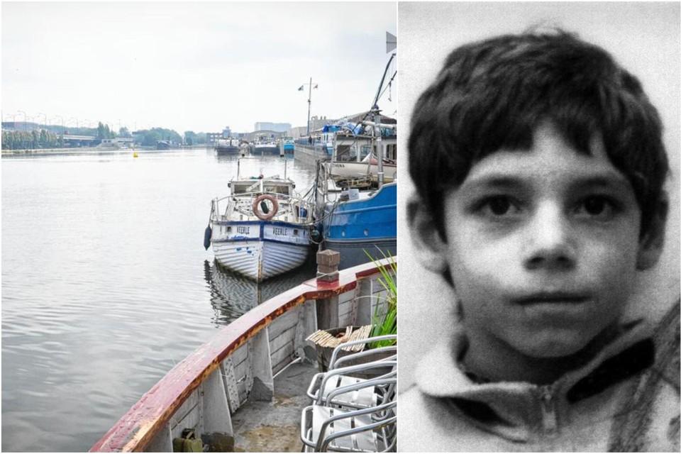 Puia Marinescu, het Roemeense jongetje dat bloemen verkocht in de Antwerpse kroegen en al enkele dagen vermist was.