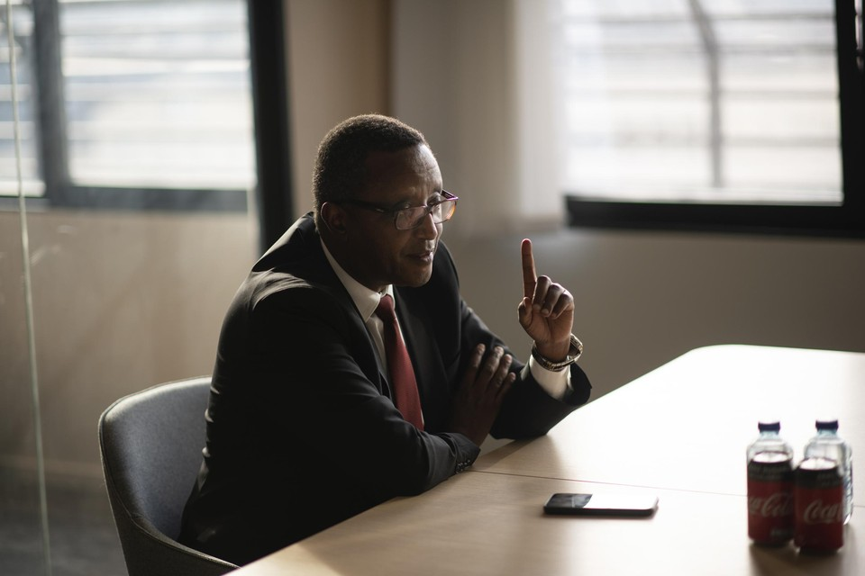 De Rwandese minister van Buitenlandse Zaken Vincent Biruta heeft geen zin meer in een ontmoeting met zijn Belgische ambtgenoot Sophie Wilmès.