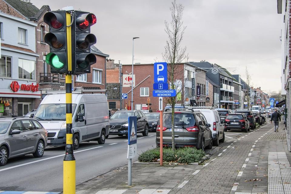 In het centrum van Bonheiden zoeken heel wat handelaars studenten.