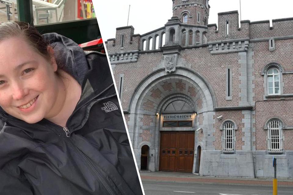 Valerie Decoorne werkte in de gevangenis van Gent, waar vorige week elf personeelsleden besmet raakten.