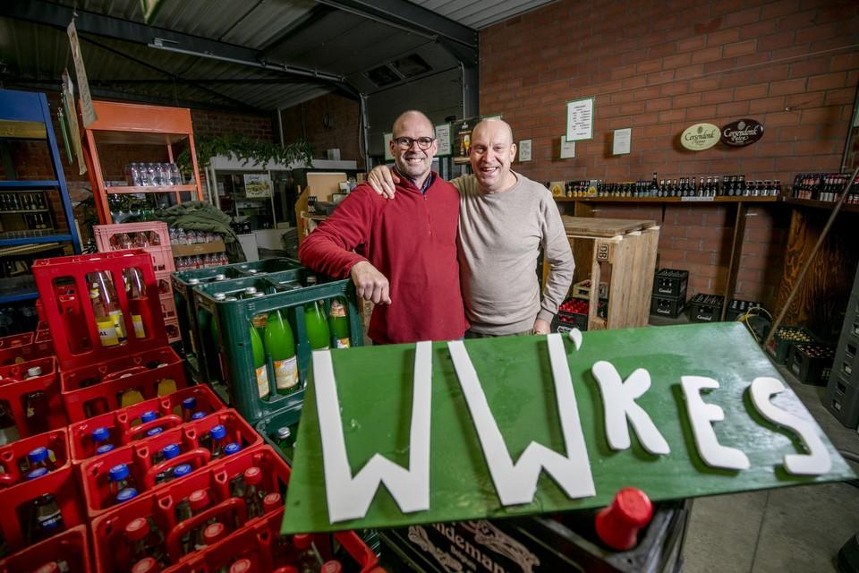 Wim en Willy: klaar voor een nieuw maar tegelijk vertrouwd avontuur.