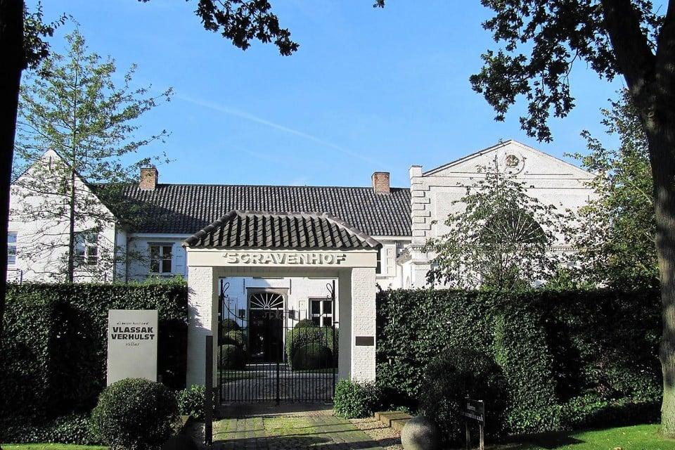 Het mooi gerestaureerde 's-Gravenhof, waarin Vlassak-Verhulst z'n kantoren onderbracht.
