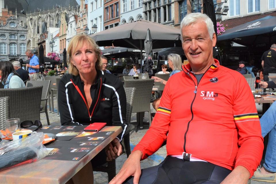 Dirk en Myriam uit Keerbergen.