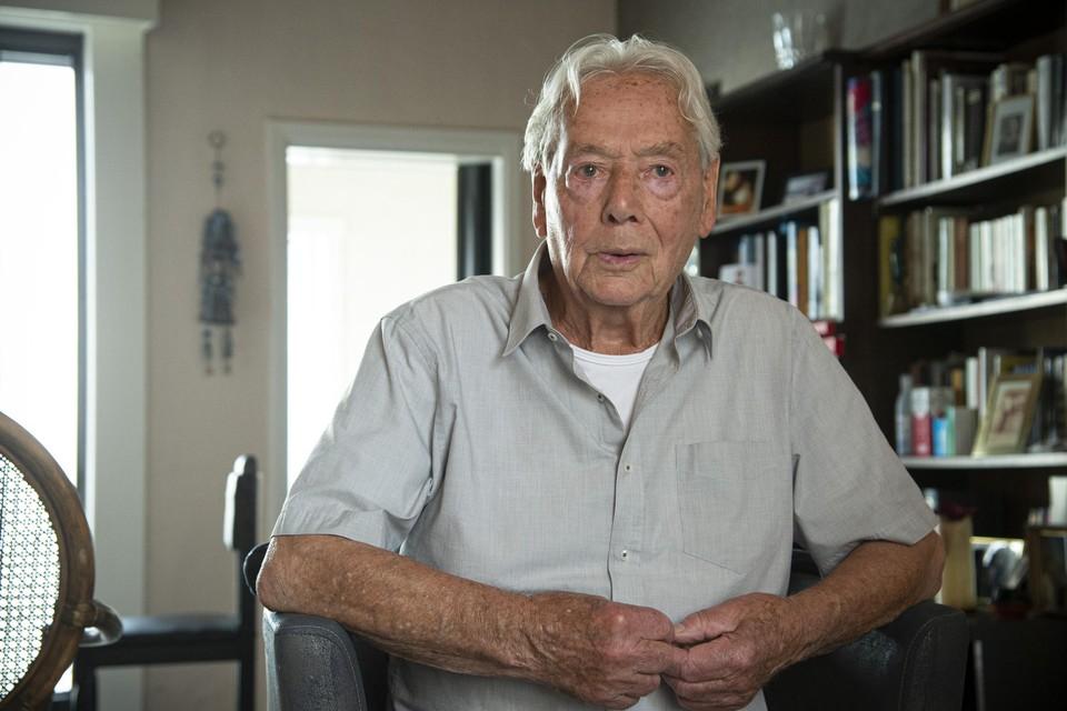 Olympisch zwemmer Louis Schoenmaekers woont in zijn ouderlijk huis in Turnhout.