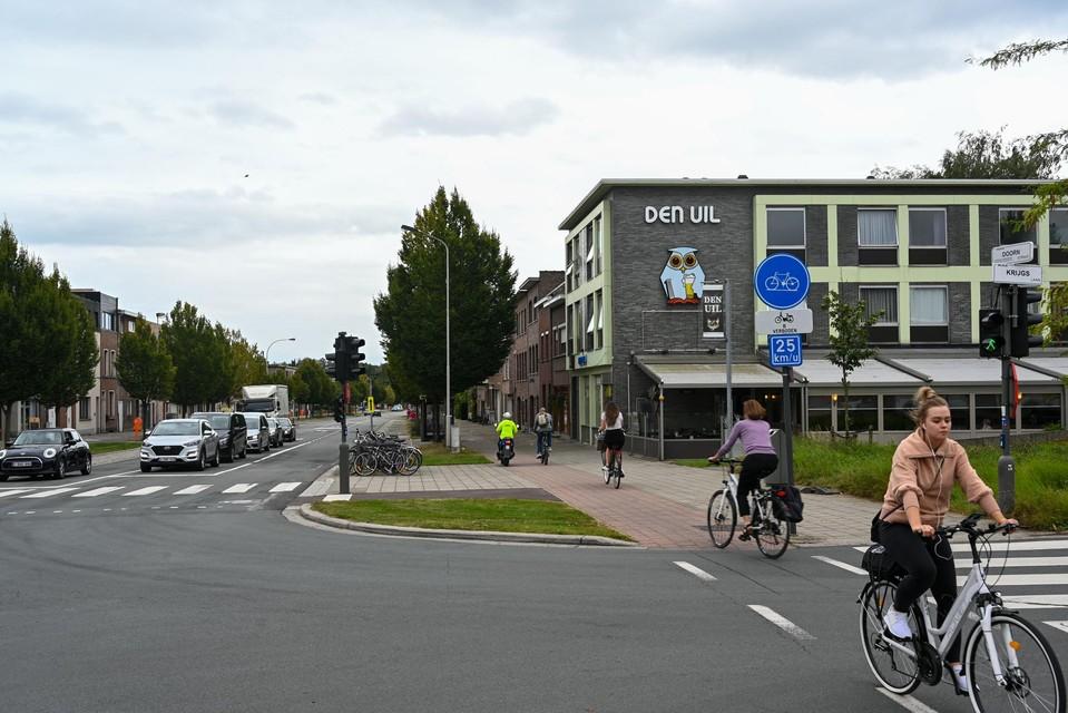 Taverne Den Uil in Wilrijk