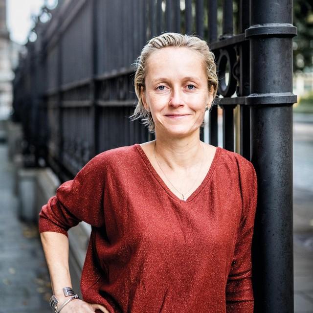 Alderman for Spatial Planning and Urban Development Annick De Ridder.