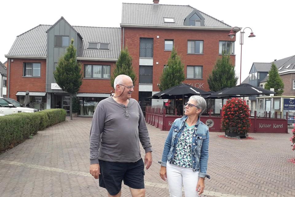 Alex Mampaey(66) en Linda Vervoort (62) houden heel plezante herinneringen over aan de Bierhoeve.