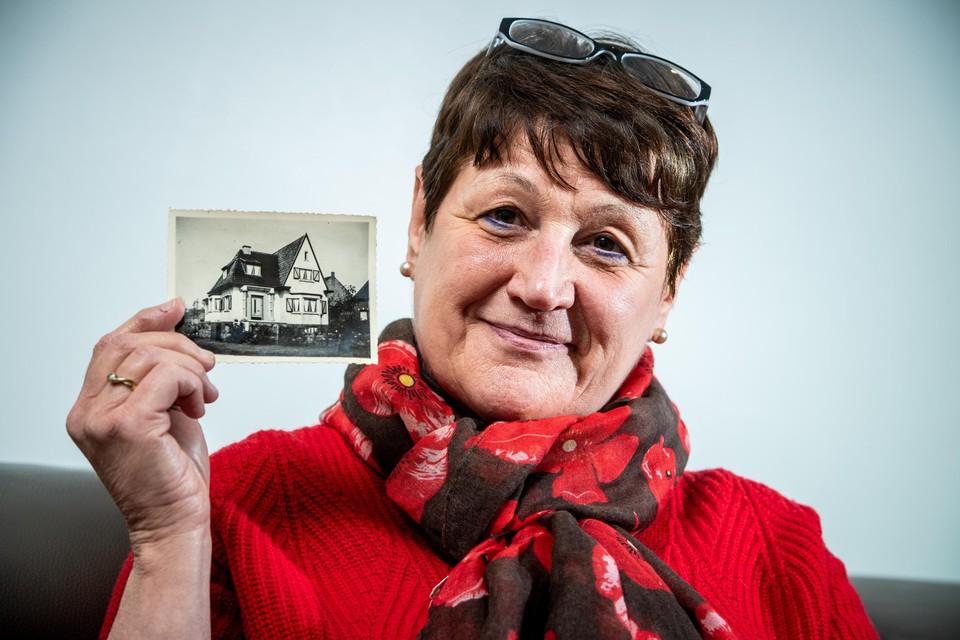Micheline Peeters uit Laakdal groeide op in het huis, bij haar tante en nonkel.