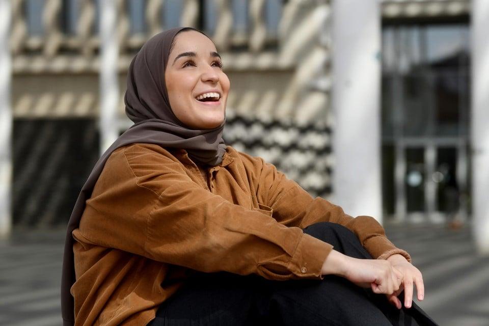 """Soukaïna Bennani: """"Ik ben ervan overtuigd dat Fahmy's strip niet door om het even wie kon worden vertaald."""""""