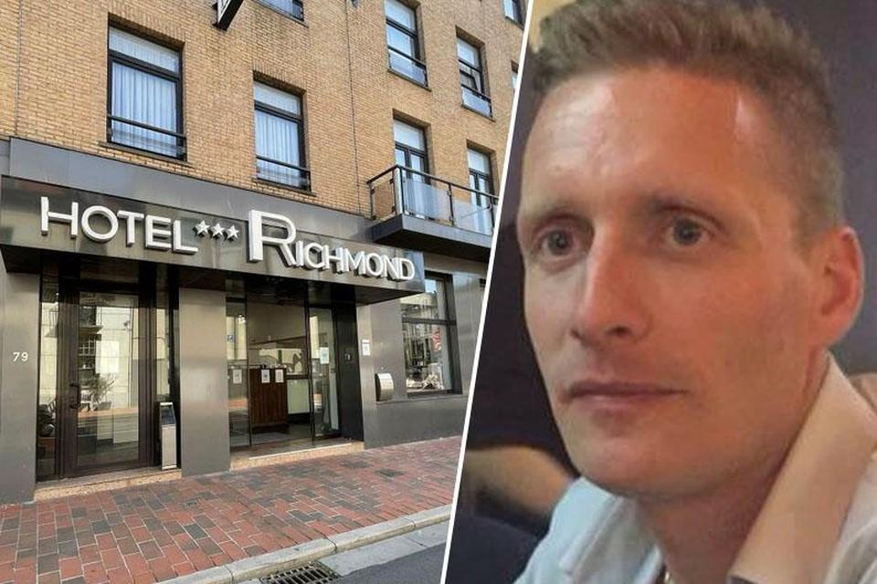 De 16-jarige die verdacht wordt van de moord op David Polfliet verschanste zich in een Blankenbergs hotel.