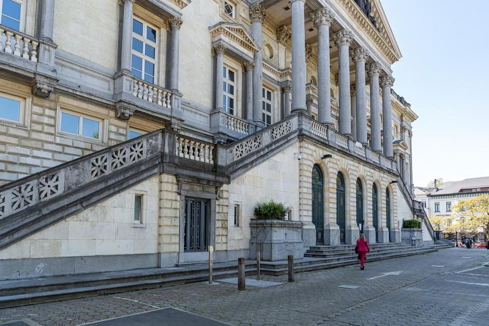 Het hof van beroep in Gent.