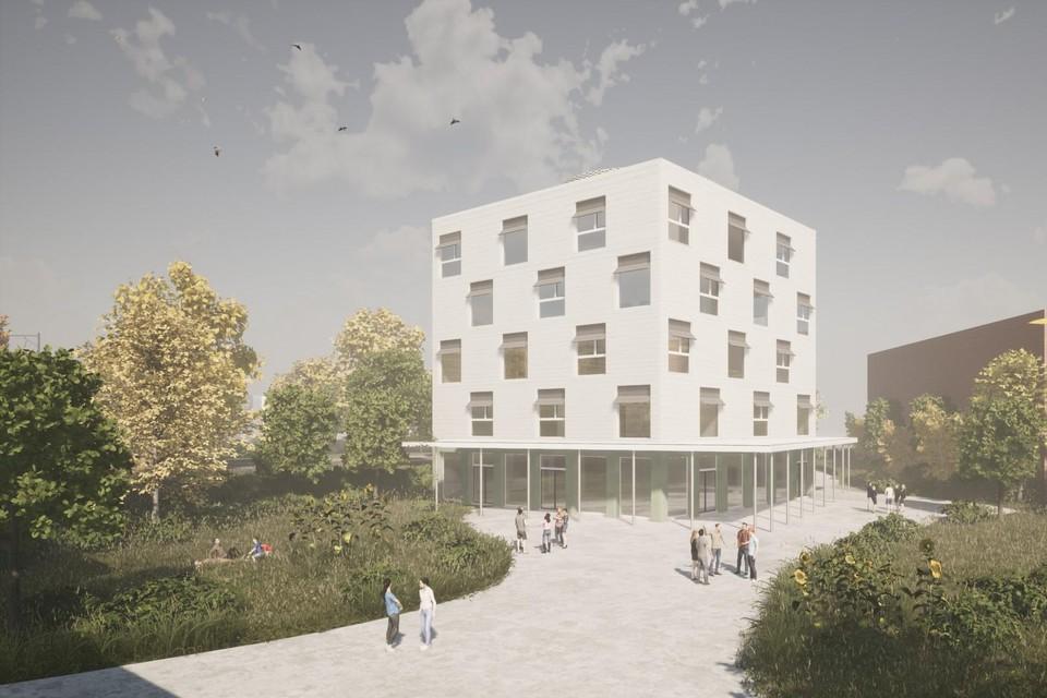 COLOMAplus bouwt een nieuwbouw, goed voor 250 extra leerlingen.