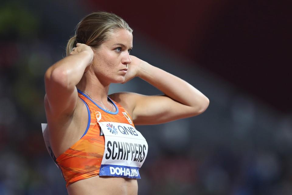 Krijgt Dafne Schippers deze week reeds haar prik?