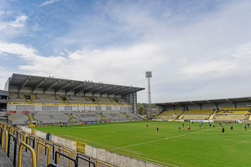 Het Herman Vanderpoortenstadion.