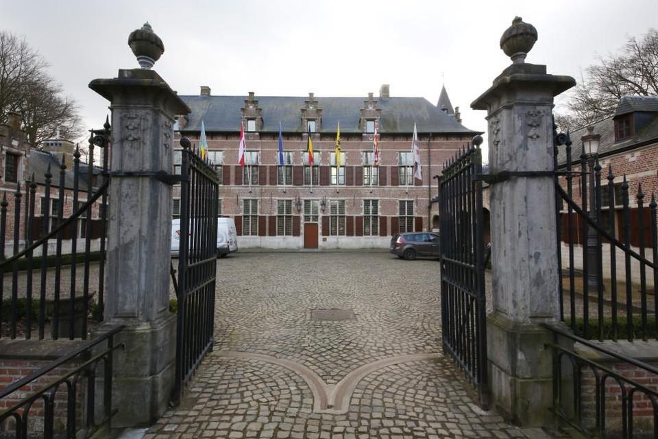 Kasteel Veltwijck, het districtshuis van Ekeren.