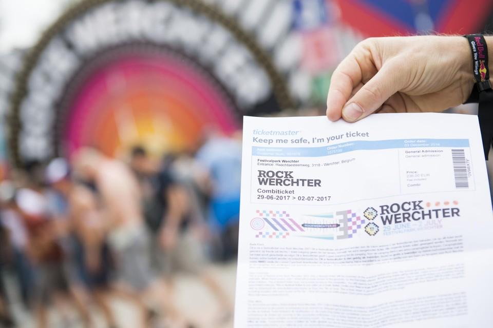 Je ticket inruilen voor krediet, of toch een volledige terugbetaling? Dit kan je doen met je kaartje voor Rock Werchter 2020.