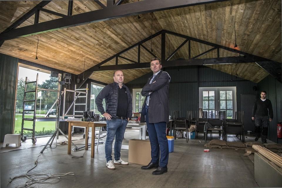 Terreineigenaars Wim Heylen en Patrik De Cat reageren ontstemd op de beslissing van Vlaams minister van Omgeving Zuhal Demir (N-VA).