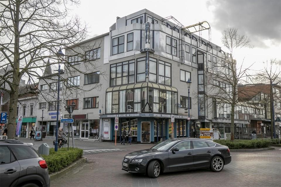 Hotel De Swaen in Herentals