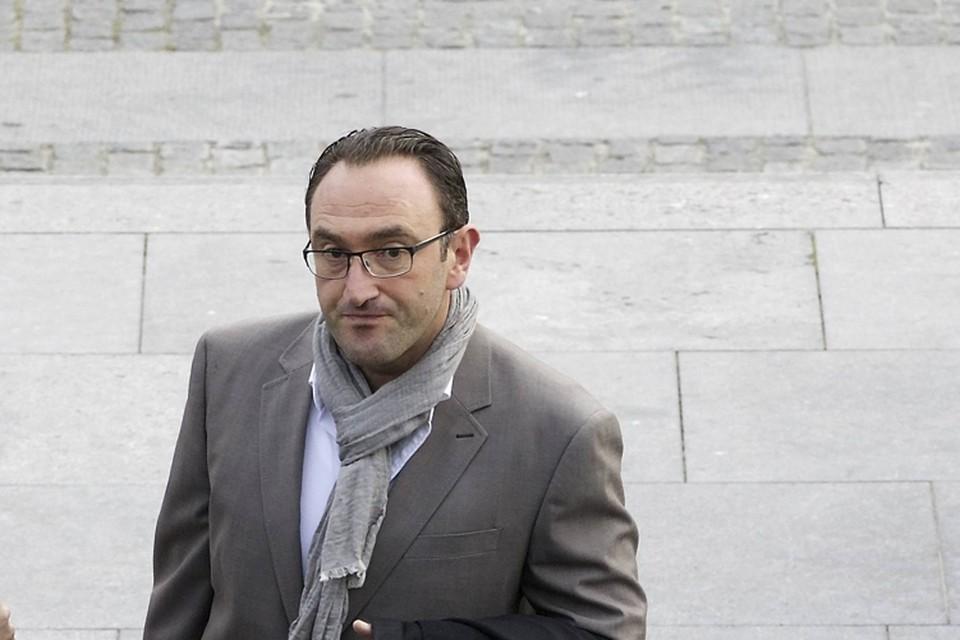Ergun Top, advocaat van Younes Delefortrie.