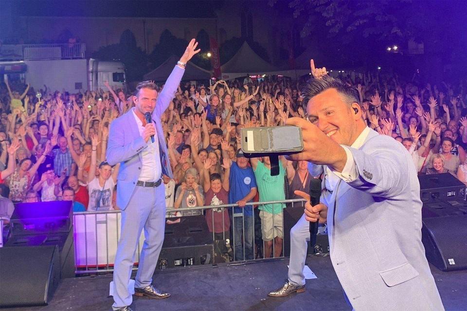 De Romeo's tijdens de eerste N8 van Wommelgem in 2019.
