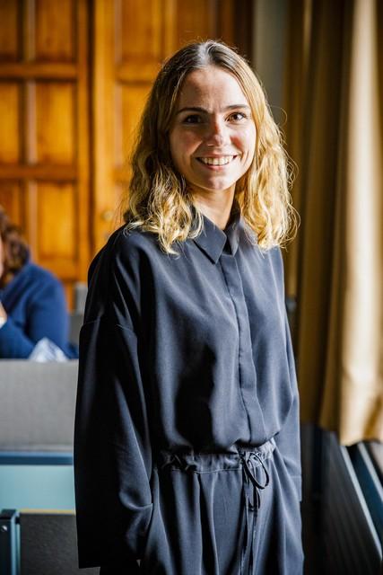 Julia Day van Sensoa.