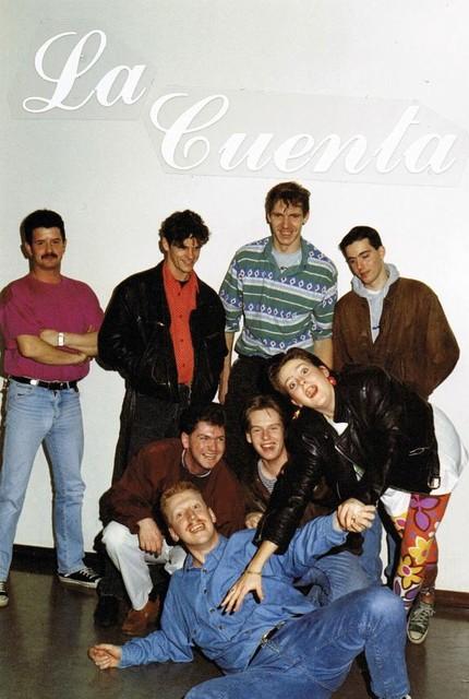 La Cuenta met groepsleden uit Vosselaar, Beerse en Lille speelde vanaf de jaren negentig op heel wat fuiven, kermissen en festivals in Vlaanderen.