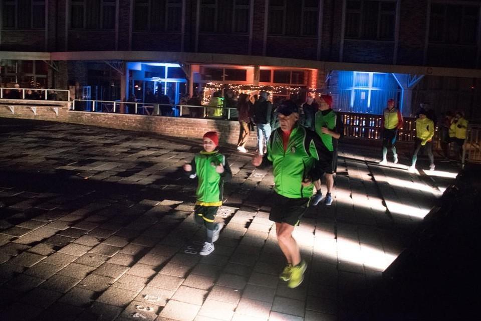 In 2019 bracht Heist Loopt Warm nog 2.500 joggers en wandelaars op de been voor het goede doel.
